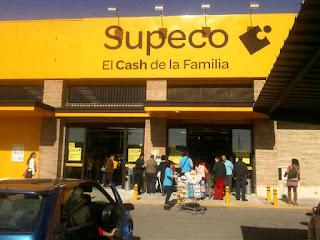 Inauguración Supeco Chiclana