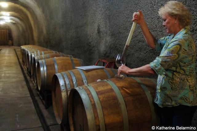 Cottonwood Canyon Barrel Tasting Santa Maria Wine Tasting Central Coast