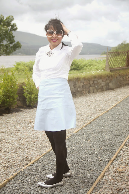 Fashion Blogger Scotland Loch Fyne