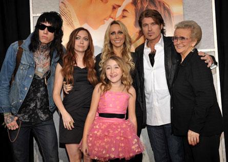 NicoNarimo Whole Cyrus Family