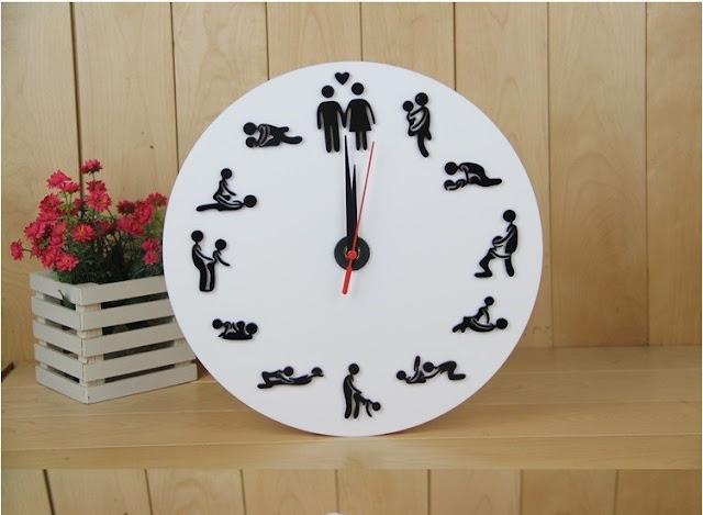 El tiempo exacto de un buen polvo