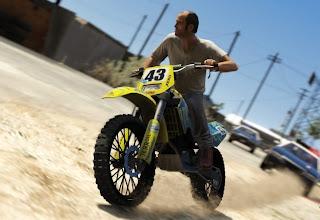 gta 5 bike V