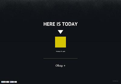 hereistoday