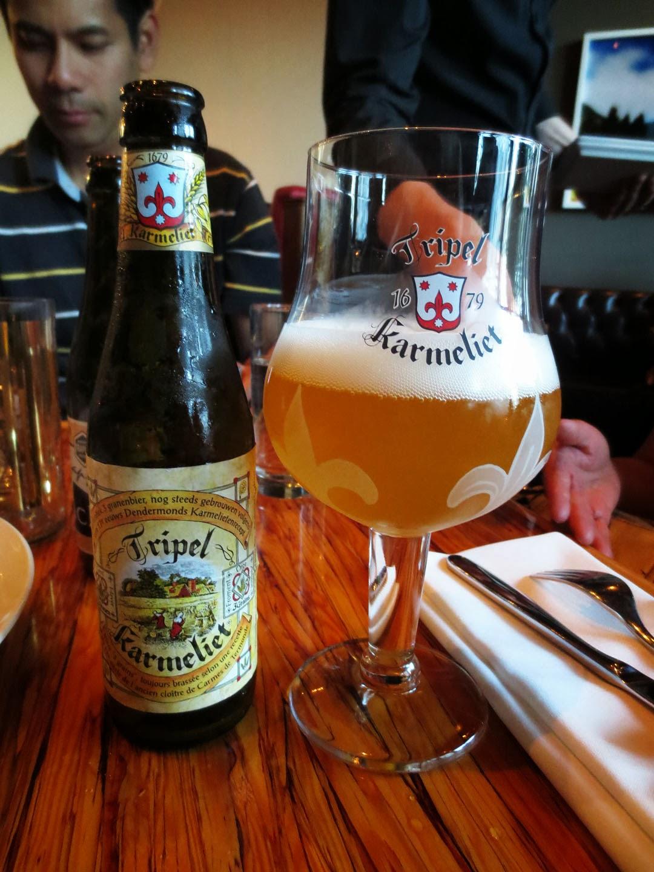 Karmeliet Tripel Beer