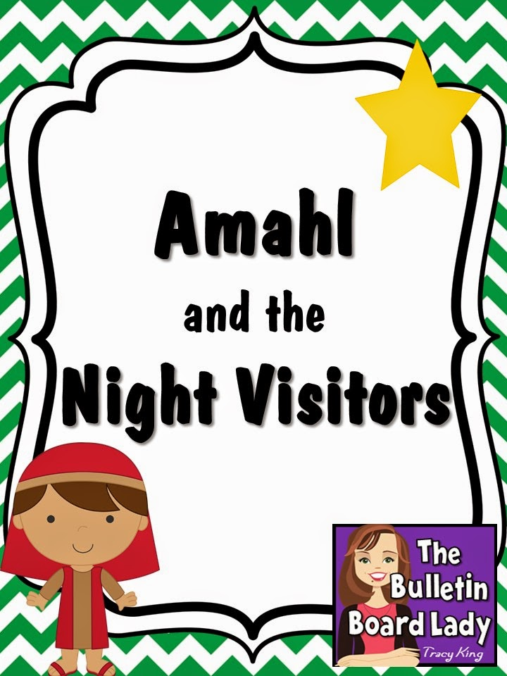 http://www.teacherspayteachers.com/Product/Amahl-and-the-Night-Visitors-Viewing-Guide-and-Activity-Pack-1021091
