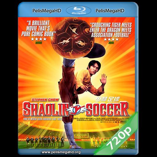 SHAOLIN SOCCER [V. EXTENDIDA] (2001) 720P HD MKV ESPAÑOL LATINO