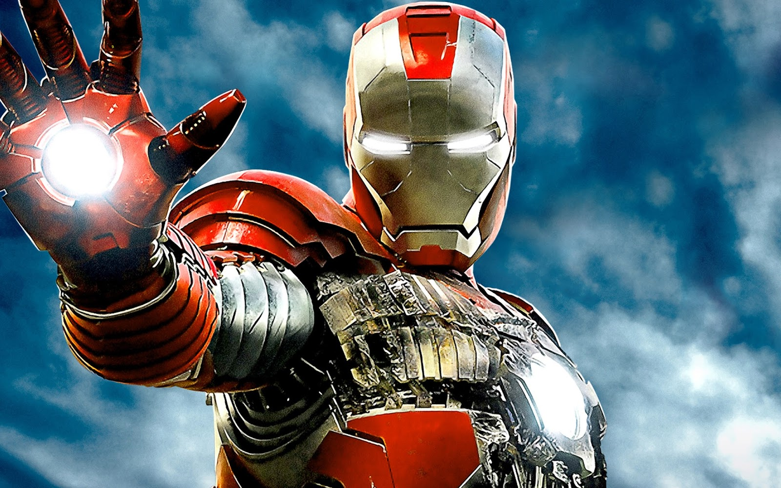 Iron Man Movie Photos HD