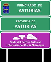 Asturias y el Centro Niemeyer