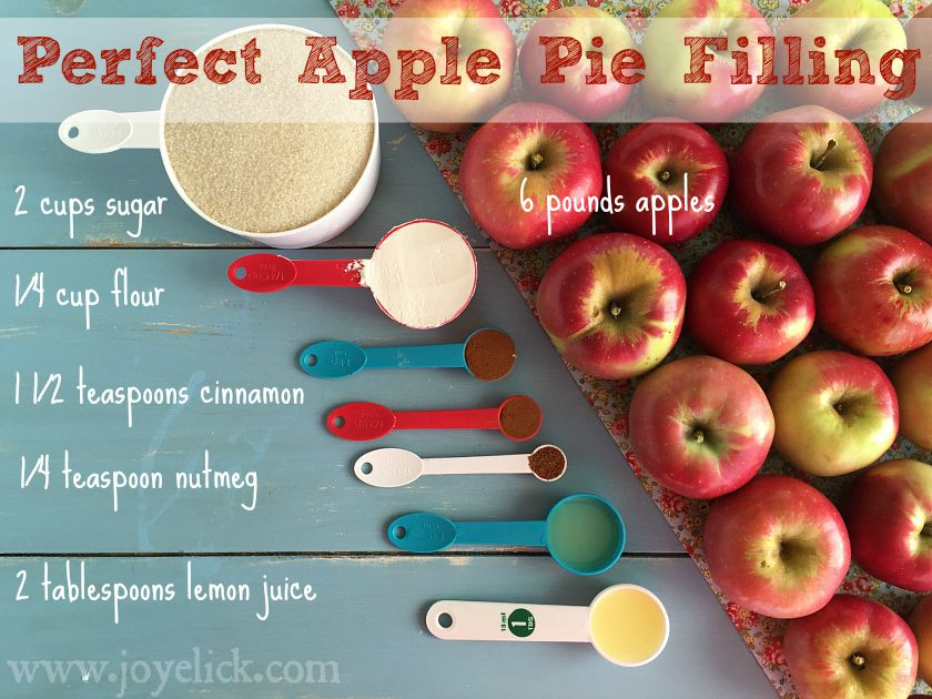 Perfect Pie Crust Apple Pie Filling And A Dutch Apple Pie