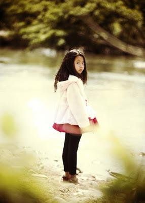 Baby Girl, Hong Nhung - Rose