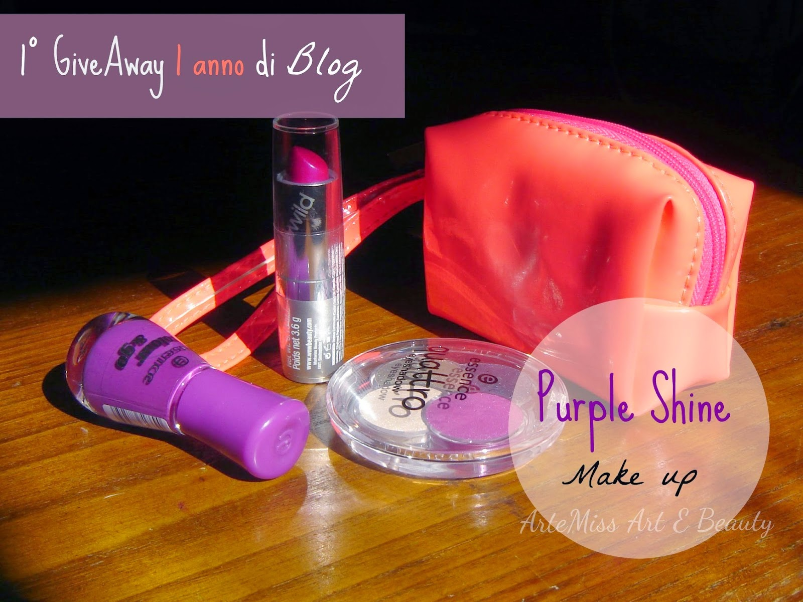 http://artemissartbeauty.blogspot.it/2015/03/purple-shine-make-up-giveaway.html