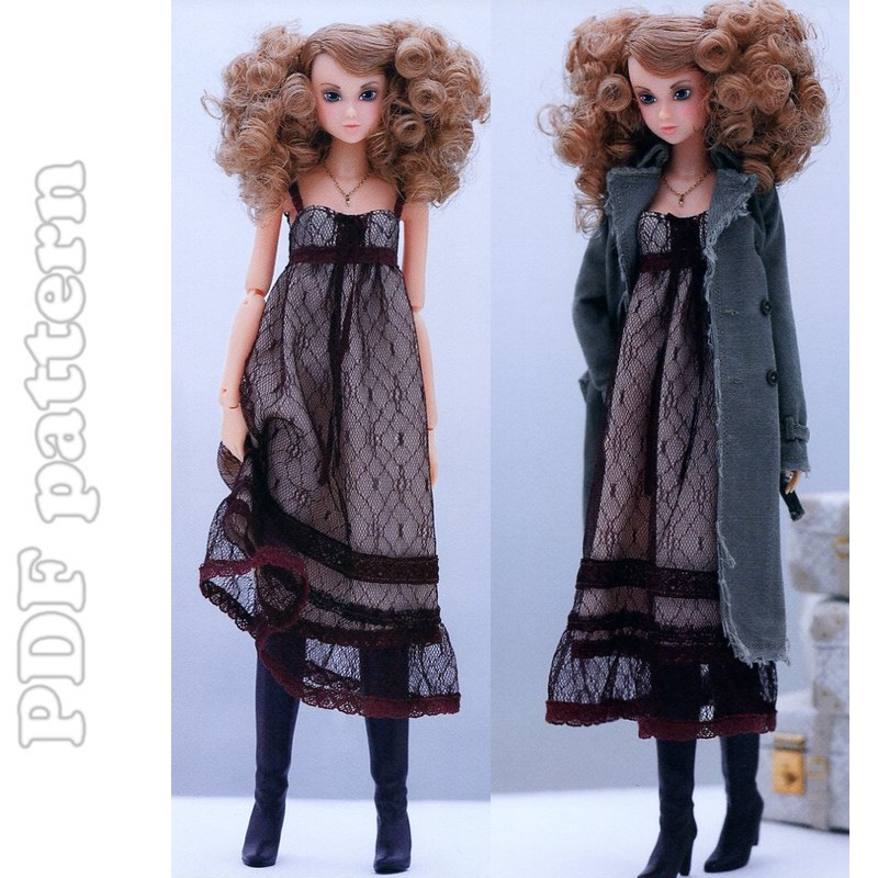 Trench Coat Pattern Doll Trench Coat Pattern Pdf