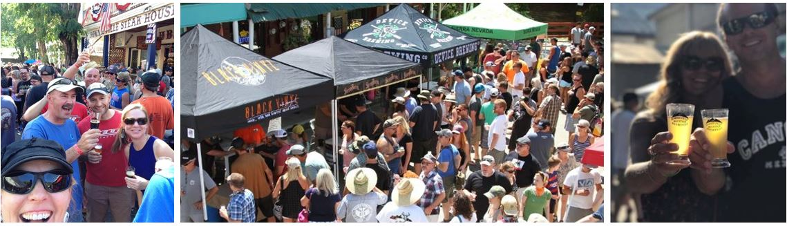 Downieville Mountain Brewfest 2019