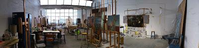 Taller Investigación-Producción en pintura
