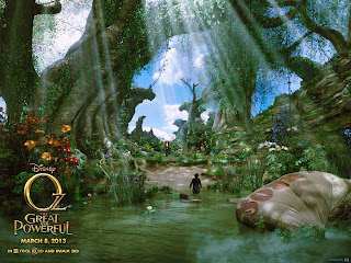 Oz the Great and Powerful wallpapers 008