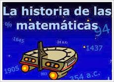 Historia de las Matemáticas en Cómic