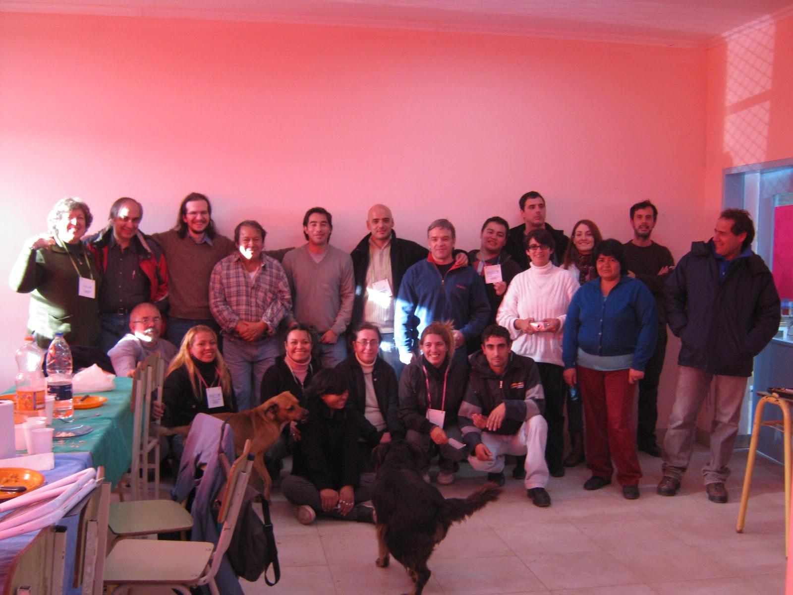 Equipo MR-2012 en La Matanza