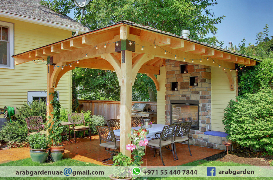 Adding a feature to your garden or courtyard might include building a  pergola. By definition a pergola is a structure or archway with a framework  covered in ... - Classic Pergola Wooden Pergola Wooden Gazebo Royal White