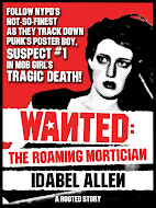 WANTED: The Roaming Mortician