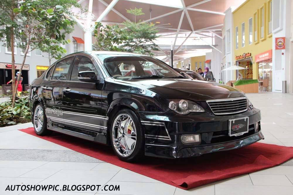 VIP style Proton Persona front