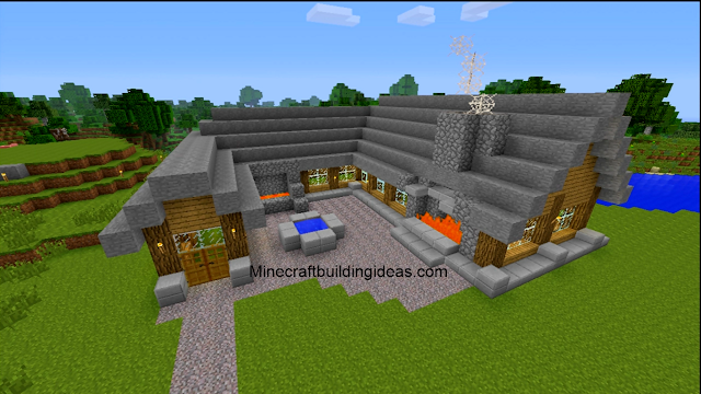minecraft building ideas blacksmith