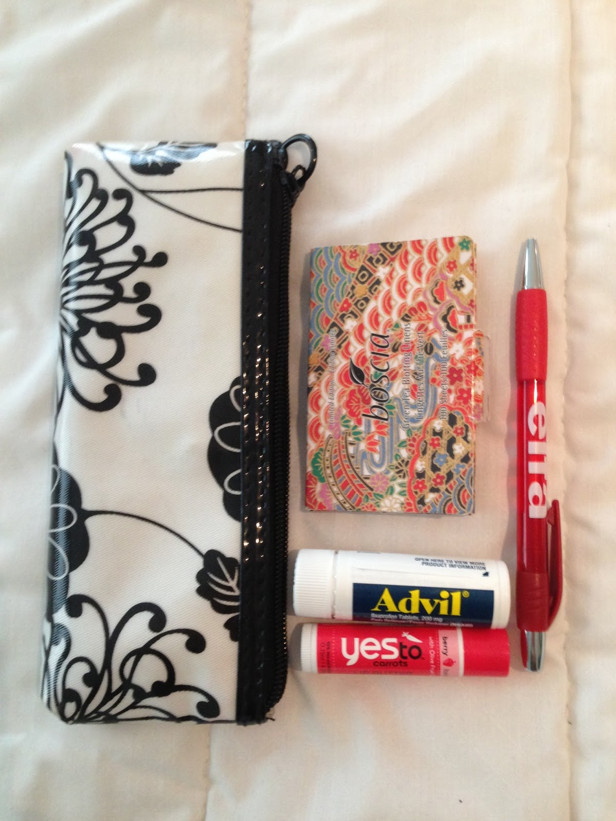 What's in my Teaching Bag?