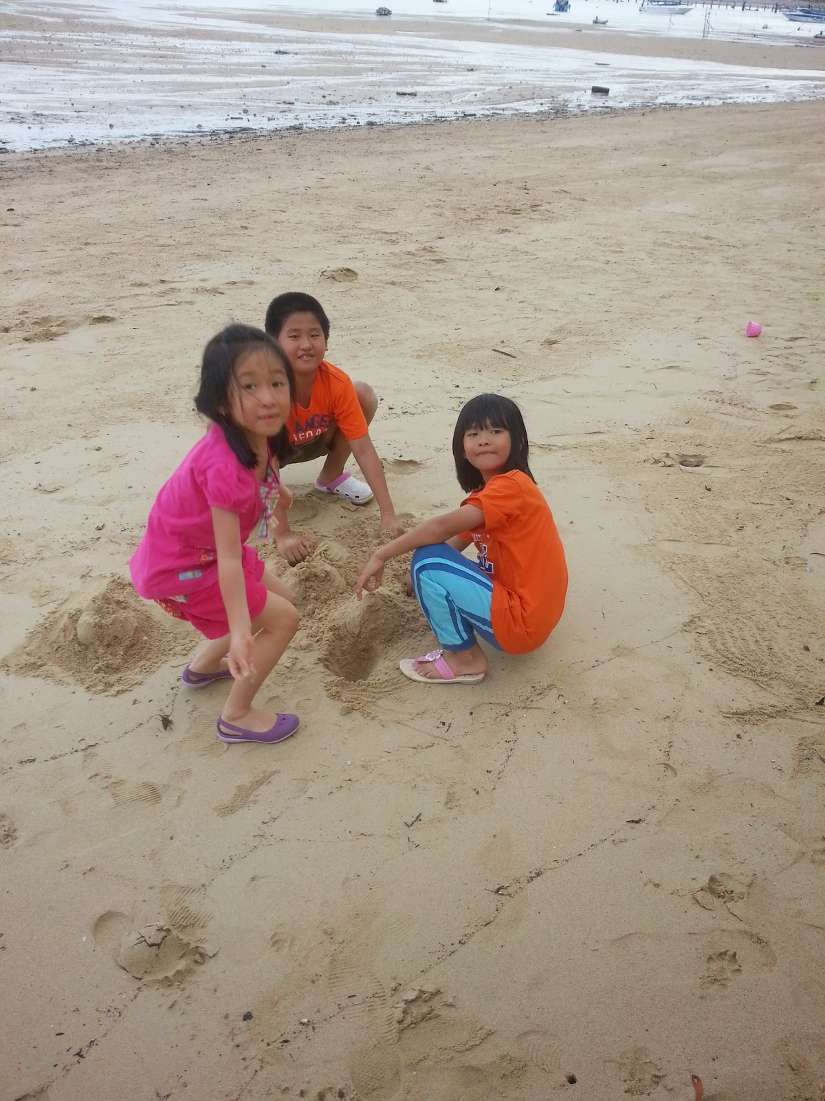 Private Island Tours Phuket  - Katherine's Family
