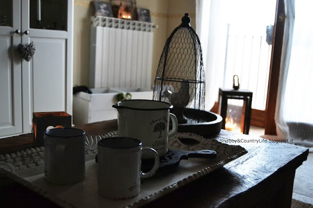 Rain and Tea- Shabby&CountryLife.blogspot.it