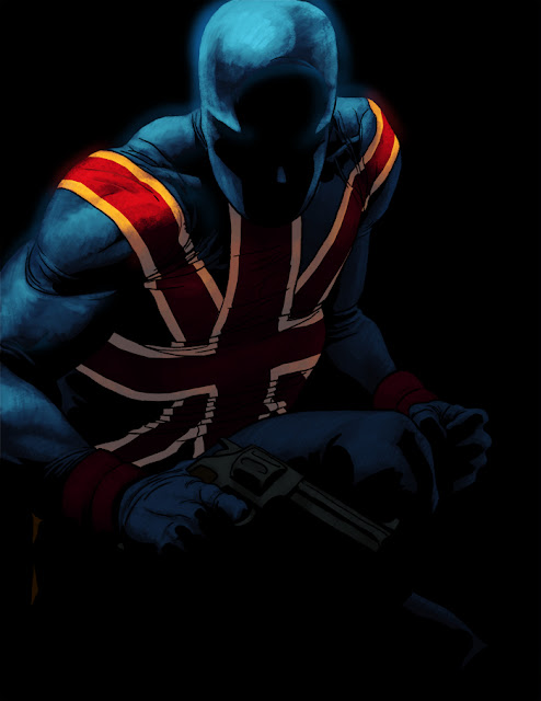 Union Jack (Marvel Comics) Character Review - 2