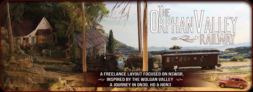 - Orphan Valley Railway -