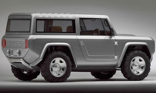 2016 Ford Bronco 4 Door