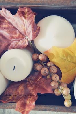 Autumn Decor- shabby&CountryLife.blogspot.it