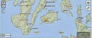 Magnitude 7.2 quake hits Bohol; 4 dead