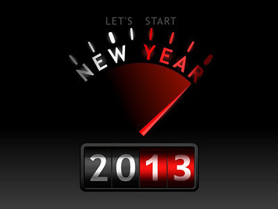 Lets start+newyear+2013+wallpaper