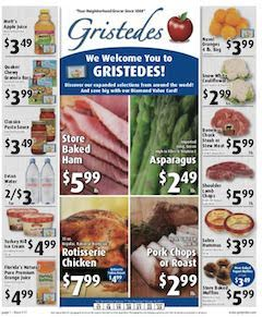 CHECK OUT ROOSEVELT ISLAND GRISTEDES DIAMOND REWARDS, WEEKLY SALES & SPECIALS Feb 17- Feb 23