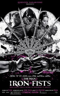 Download The Man with the Iron Fists (2012) Movie Free Online Full
