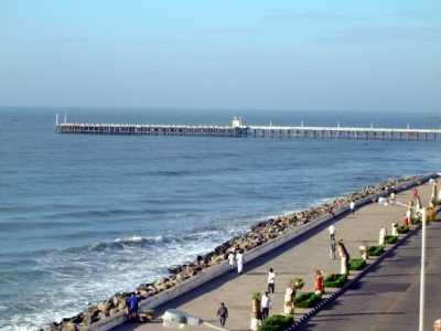 Detailed information about Pondicherry - districts, facts, history, economy, infrastructure, society, culture, how to reach by air, road and railway. hot girl