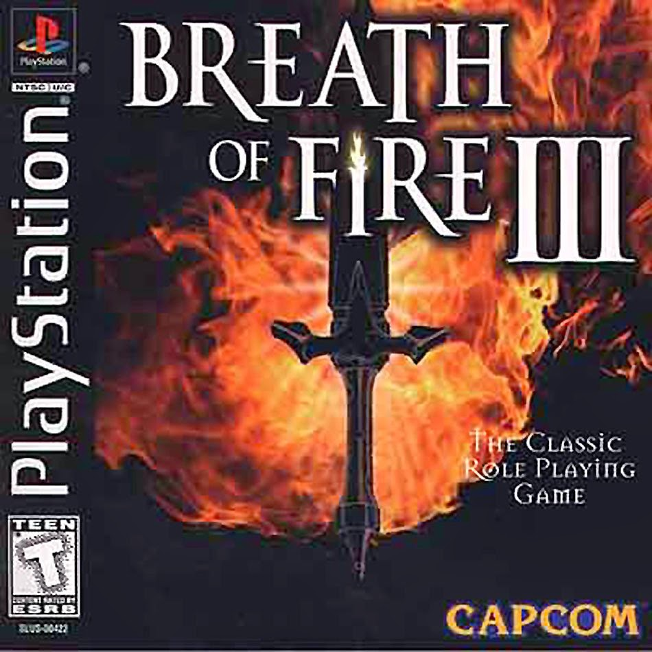 Breath Of Fire III | El-Mifka