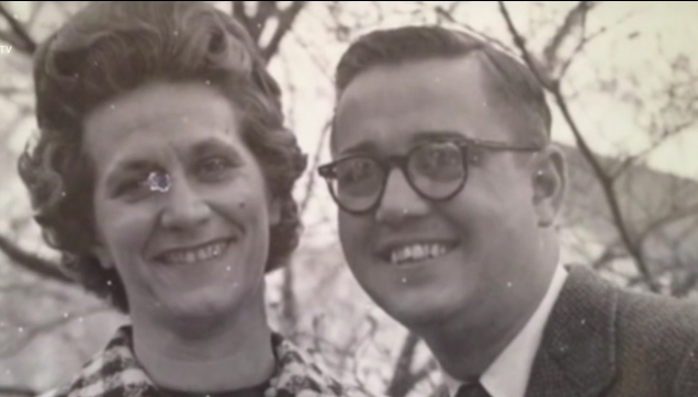 Jeanette and Alexander Toczko married for 75 years die in each other's arms