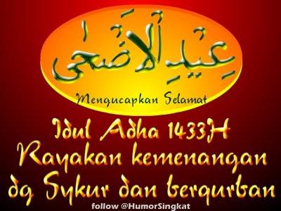 Pantun Idul Adha 1433 H Terbaik 2012