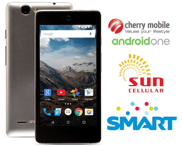 Smart and sun cellular offers the cherry mobile one under for Sun mobile plan
