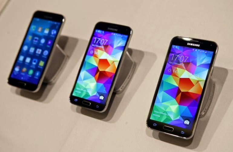 Galaxy S5 G900T
