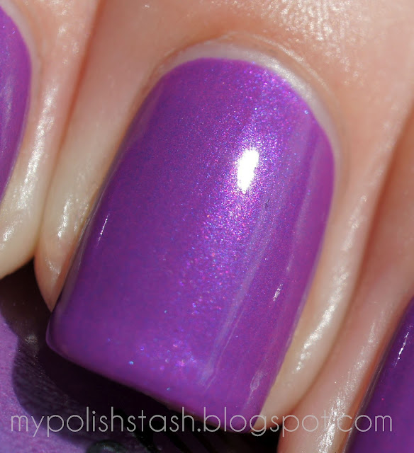spring purple gothiclolita chinaglaze
