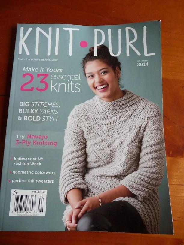Close Knit November 2014