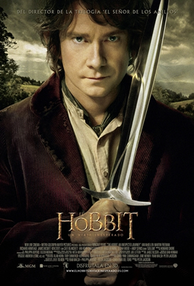 El hobbit Un viaje inesperado