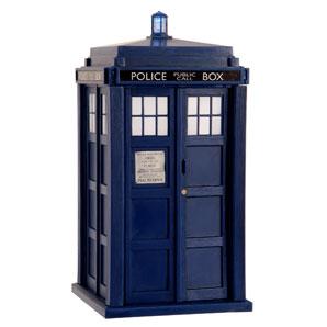 Tardis, a máquina do tempo do Doutor em Doctor Who