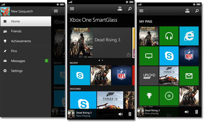 Microsoft debuts Xbox One compatible 'SmartGlass' iOS app ahead of console launch