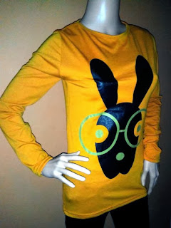 Blouse Korea Murah Rabbit