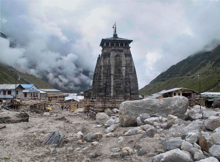 Ajit Vadakayil: 6000 YEAR OLD KEDARNATH TEMPLE, THE ...