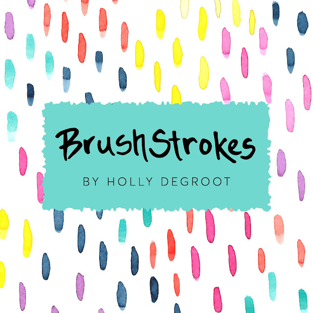 Brush Strokes from Bijou Lovely [Weekly Round-Up at High-Heeled Love]